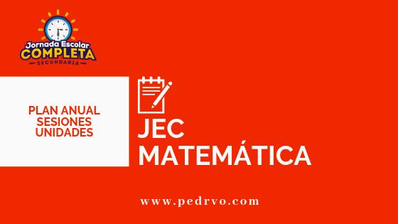Descargar Sesiones JEC Matemática 2019 — PedrVO com